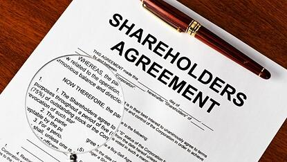 Shareholders Agreement Dental
