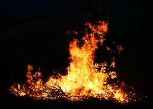 Big fire